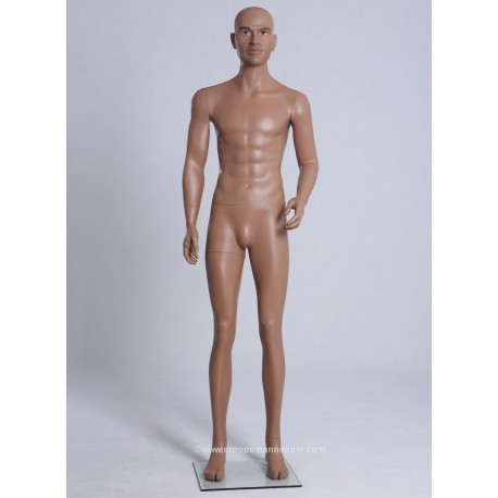 Europe Mannequin North African Standing Male WW1 WW2 Yanks Tabor Goumier Spahi French Museum Collection Collector Militaria Mili