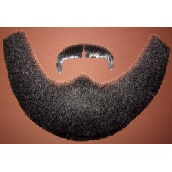 Beard BARBE 2 - Black