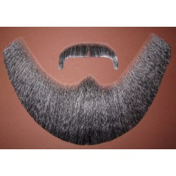 Barbe BARBE 2 - Gris