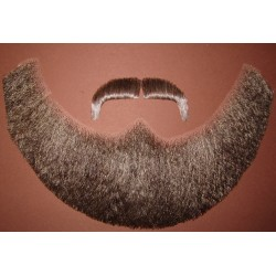 Beard BARBE 2 - Brown