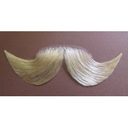 Moustache MOUS 1 - Blond