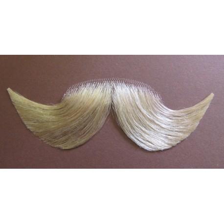 Mustache MOUS 1 - Blond