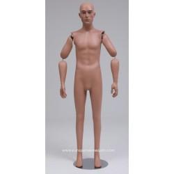 Homme Debout Articulé Petite Taille MDP08 PT ART