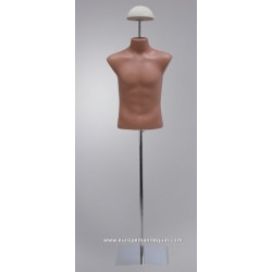 Male Bust Small Size TOR HL PT