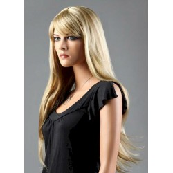 Female wig PFE04 - Blond