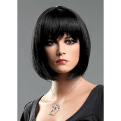 Female wig PFE01 - Black