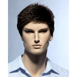 Male wig PHM01 - Black