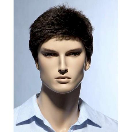 Male wig PHM01 - Black