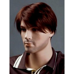 Male wig PHM02 - Brown