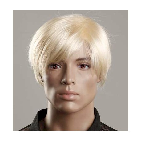 Perruque Homme PHM 04 BLOND CLAIR