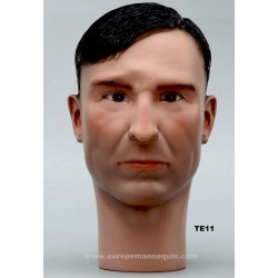 Male Mannequin Head TE11 - 56,5 cm