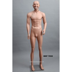 Standing Male MDP TE02 Removable head