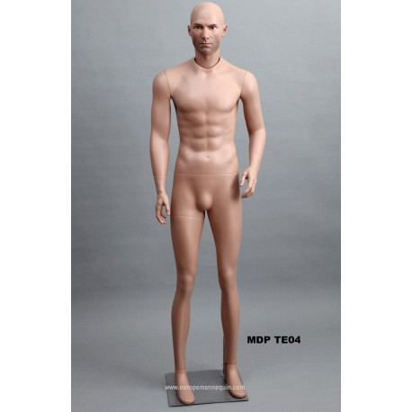 Standing Male MDP TE04 Removable head