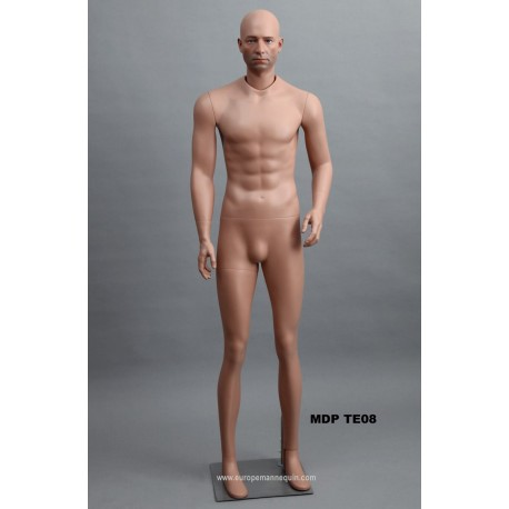 Standing Male MDP TE08 Removable head
