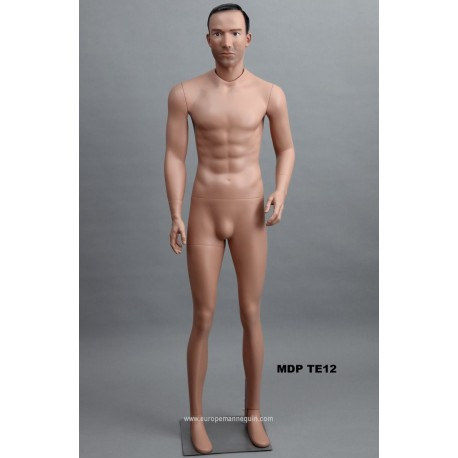 Standing Male MDP TE12 Removable head