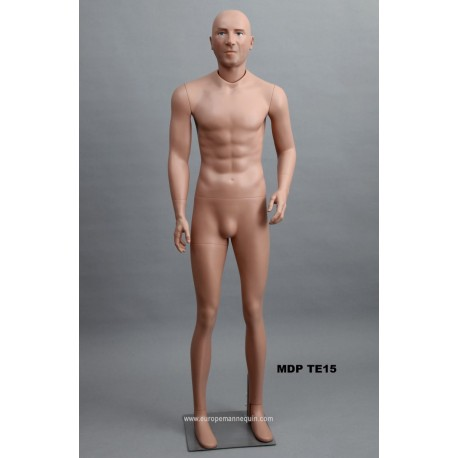 Standing Male MDP TE15 Removable head