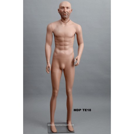 Standing Male MDP TE18 Removable head