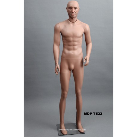 Standing Male MDP TE22 Removable head