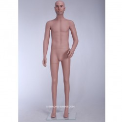Europe Mannequin Small Size Standing Male MDP14 PT