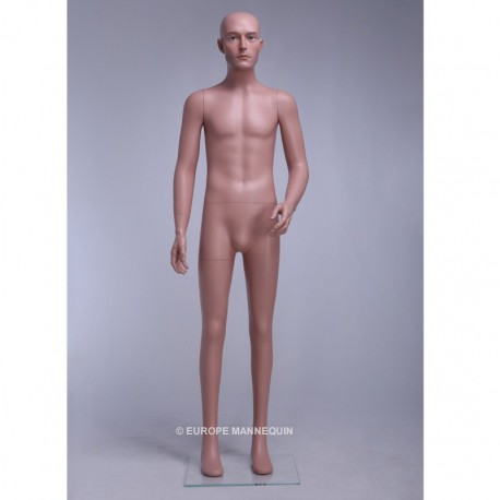Europe Mannequin Small Size Standing Male MDP08 PT