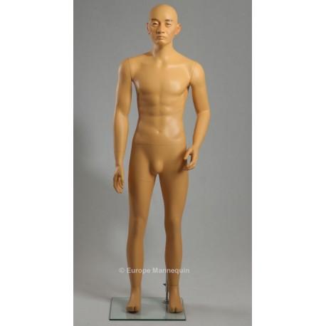 Europe Mannequin Homme Asiatique MDJ01