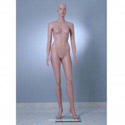 Europe Mannequin Standing Female FEM1