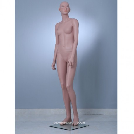 Europe Mannequin Standing Female FEM3