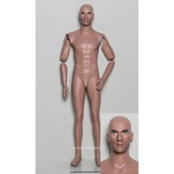 Homme debout articulé MH01