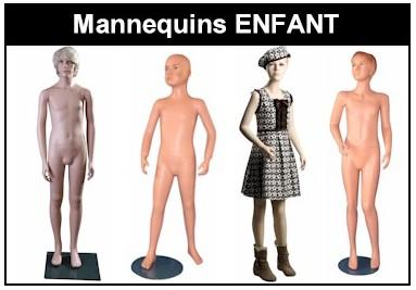 Europe Mannequin ENFANT